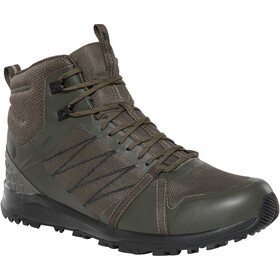 The North Face Litewave Fastpack II Mid GTX Sko Herrer, new taupe green/tnf black
